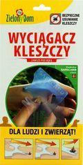 13e)WYCIĄGACZ KLESZCZY DLA LUDZI I ZWIERZĄT Safe Card