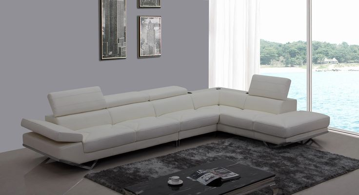 Awesome White Contemporary Leather sofa Shot White Contemporary Leather sofa New sofas Wonderful Modern Leather sofa Red Sectional sofa White