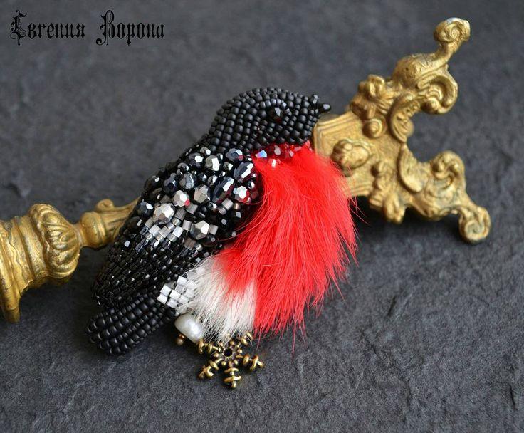 Евгения Ворона. Авторские украшения из бисера
