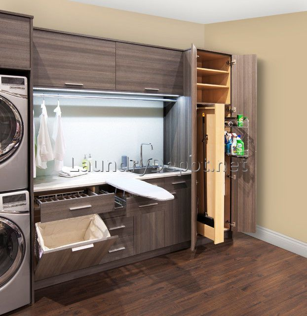 1125 best laundry room storage small spaces images on Pinterest