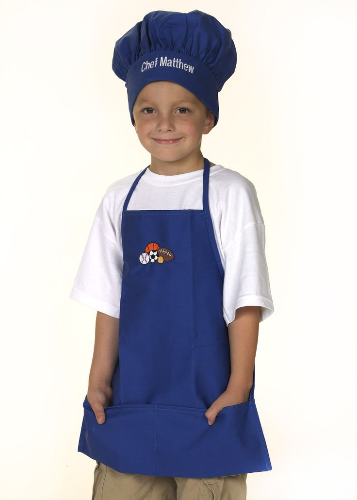 how to make chef apron