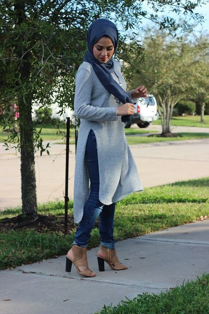 cool Simple in Grey by http://www.danafashiontrends.us/muslim-fashion/simple-in-grey/