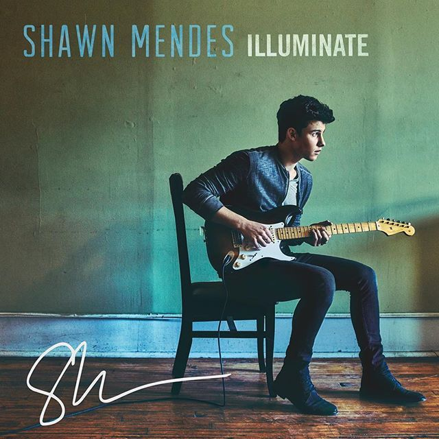@shawnmendes Some signed limited copies of Illuminate over on Target.com