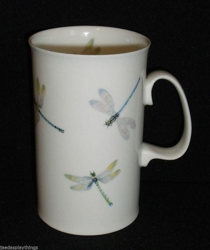 Details About DUNOON Fine Bone China Coffee Tea Mug Cup