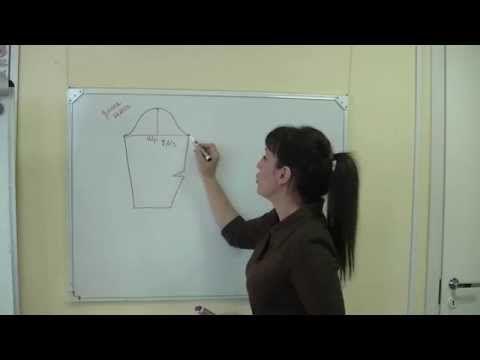 """Как правильно рассчитать посадку рукава по окату в методе """"ЛЮБАКС"""". - YouTube"""