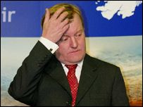 Charles Kennedy was fighting inner demons at the same time as achieving the Liberal Democrats' best ever result in terms of seats won. Ross, Skye and Lochaber, 2005.