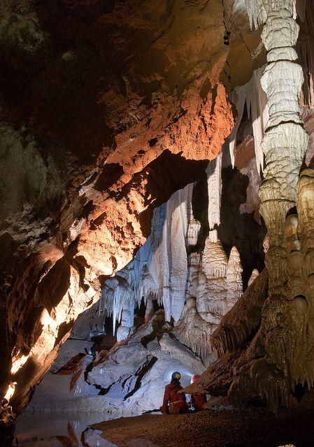 Grotta di Su Mannau in Sardinia, Italy  (by Pierlu69)