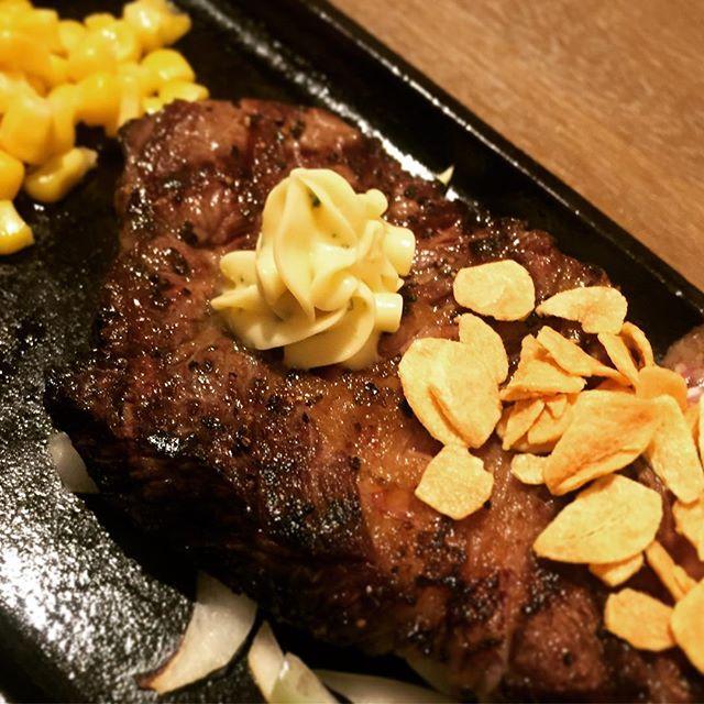 初のビーフインパクト🍖🍖コスパが良い😋 #beefimpact #ビーフインパクト #ステーキ #肉 #食べ物 #ルトロワ #札幌ランチ #ランチ #food #meat #lunch #sapporo