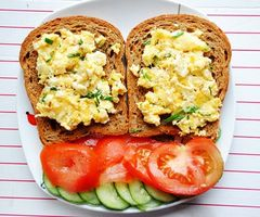 Idea desayuno saludable ;D #saludable #estudiantes #umayor