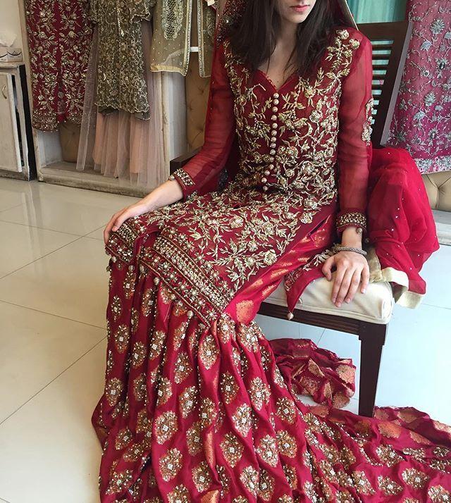 Bridal Dress Pakistan