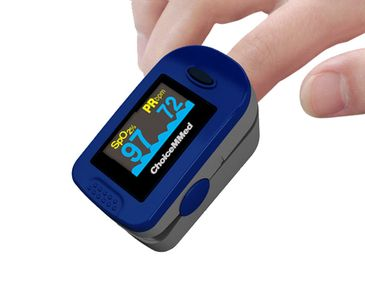 MD300C2 from Choicemed is a high quality Pulse Oximeter which has become an everyday and common device to check oxygen saturation (SpO2) and pulse rate