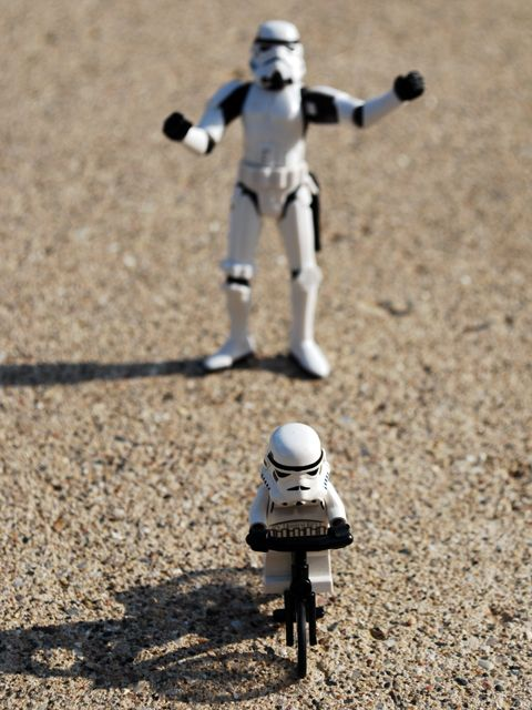 Happy Father's Day! #LEGO Stormtrooper