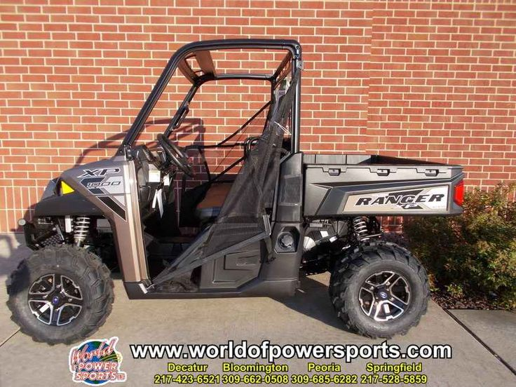 New 2017 Polaris RANGER RANGER 1000 XP EPS ATVs For Sale in Illinois. 2017 Polaris RANGER RANGER 1000 XP EPS, New 2017 POLARIS RANGER 1000 XP EPS UTV owned by our Springfield store and located in SPRINGFIELD. Give our sales team a call today - or fill out the contact form below.
