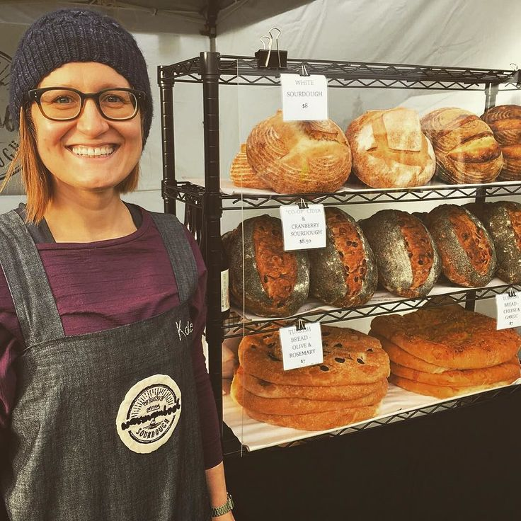 Kate and I would like to take this opportunity to say a BIG thank you to everyone who came and supported us on Sunday @freshmarketwarrnambool. We're stoked we sold out and we'll keep you guys posted about our involvement in the next market. Until then. #warrnambool #sourdough #lakepertobe #bornandbread by windywarrnambool