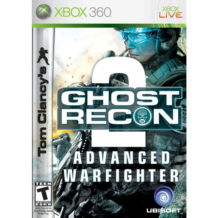 Ghost Recon 2 : Advanced Warfighter PRE-Owned (Xbox 360)