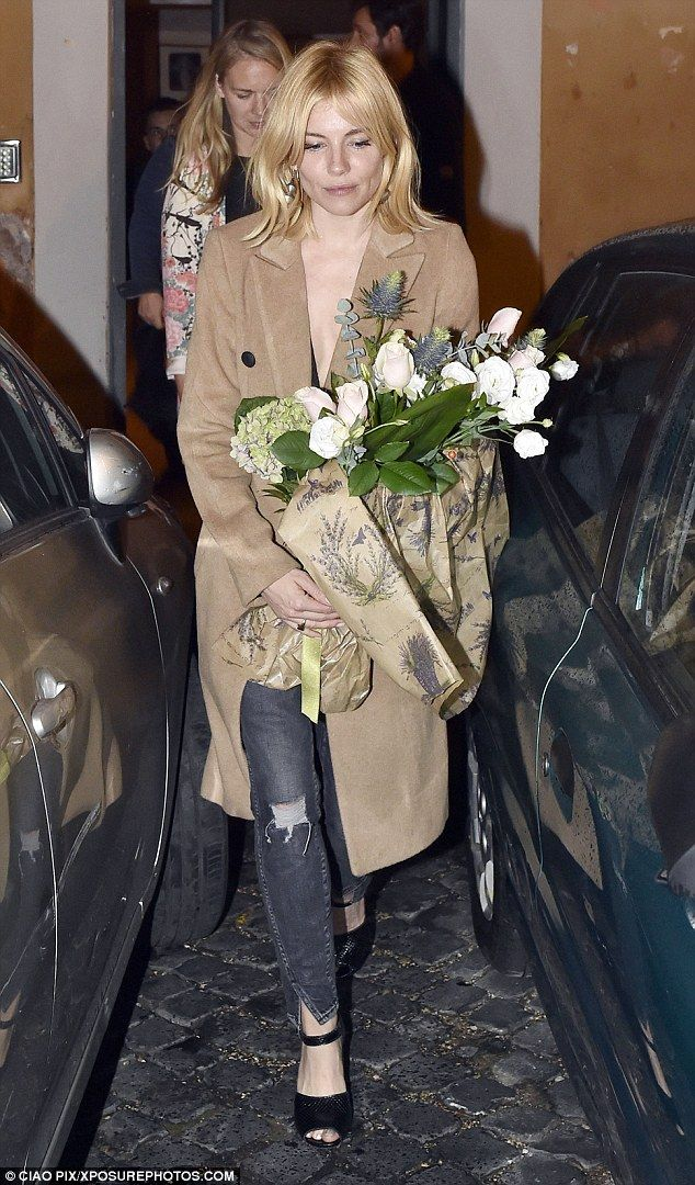 1000 Images About Sienna Miller Style On Pinterest Red