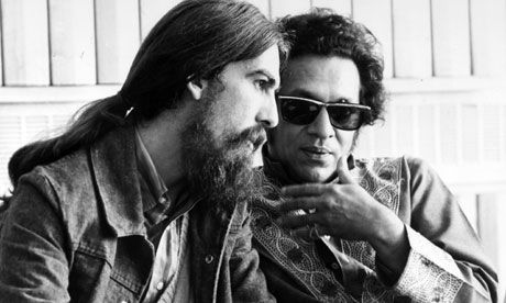 Ravi Shankar & George Harrison - Indian Classical Music, The Beatles, and the Blues. |  The Guardian