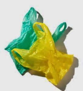 facilsimple: Que hacer con las bolsas de los super? 5 ideas