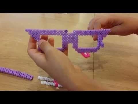 Porta Scotch Chiocciola 3D con HAMA BEADS/Pyssla - DIY Tutorial Dispenser per Nastro Adesivo - YouTube