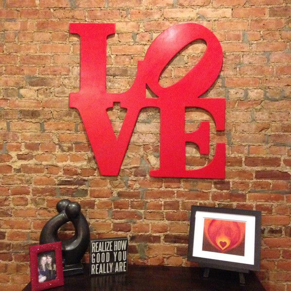 An awesome Philly gift for someone you LOVE. (Photo courtesy Addicted Furnishings)