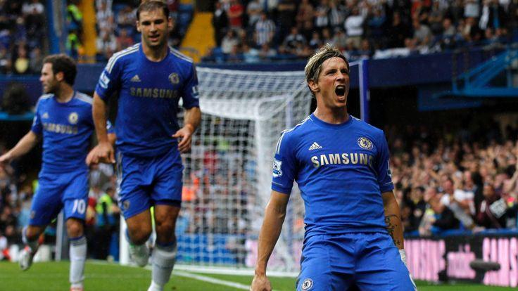 Fernando Torres 2014 Chelsea FC