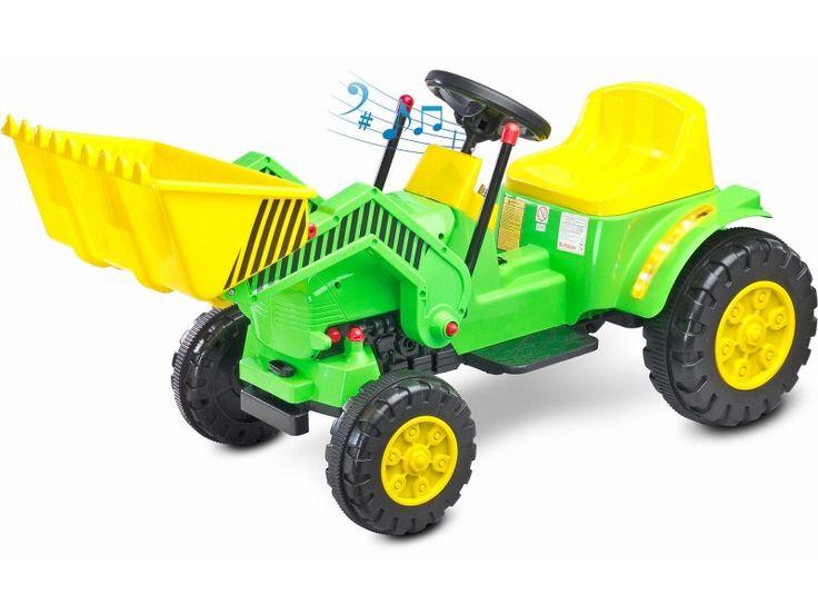 Kup już teraz Toyz Bulldozer zielony w Satysfakcja.pl >  Błyskawiczna wysyłka i najniższe ceny!