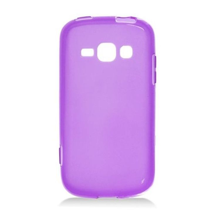 Insten Frosted TPU Rubber Candy Skin Case Cover For Samsung Galaxy Prevail 2 Boost Mobile/ Ring SPH-M840