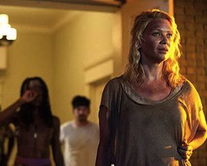ladies of the walking dead | ... premiere of The Walking Dead , so proceed with the utmost caution