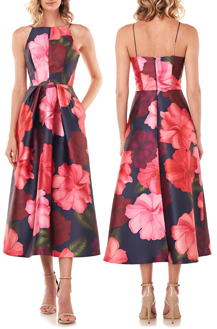 What To Wear To A Spring Wedding 2020 Spring Wedding Guest Outfits 2020 Mother Of The Bride Outf In 2020 Kentucky Derby Dress Wedding Guest Outfit Spring Derby Dress