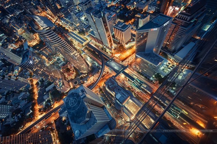 Bangkok vertigo by Beboy Photographies on 500px