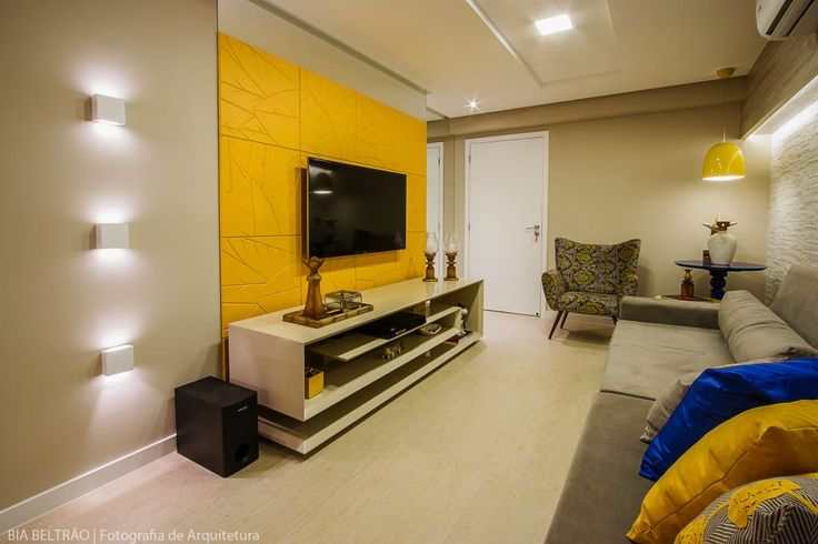 20 paneles para TV para salas grandes y pequeñas (de Maria Auxiliadora Pérez)