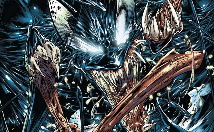 Venom Dark Origin HD Wallpaper