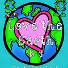 """$4 This unit includes:    -Earth Day Book Suggestions  -Earth Day craftivity. """"Happy Earth Day"""" Necklace.  -Our Beautiful Earth bag cover (student color a..."""