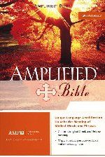 This translation's purpose is to reveal any clarifying meanings that may be concealed by traditional translation methods. A unique system of punctuation, italics, references, and synonyms to unlock subtle shades of meaning as found in the original languages is used within to get the full meaning of the text. #AmplifiedBible