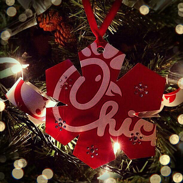 Happy Holidays From Chick Fil A Christmas And New Year S