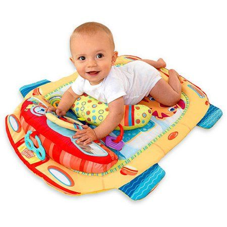 Bright Starts Tummy Cruiser Prop And Play Mat Projects