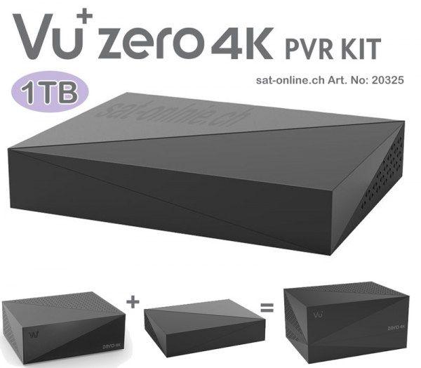 harddisk Kit 1TB - 1 terrabyte per VU + Zero 4k