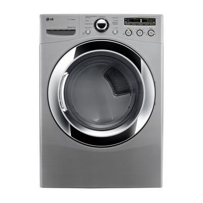 LG - 7.3 Cu.Ft. Ultra Large Capacity Electric Steam Dryer with Truesteam Technology - DLEX3250V - DLEX3250V - Home Depot Canada