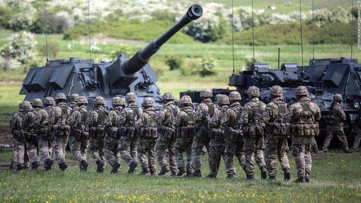 British soldiers arrested on suspicion of right-wing terrorism http://ift.tt/2eBfBUm