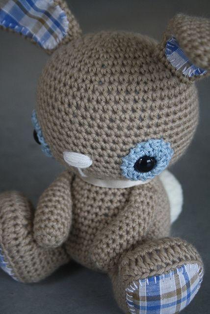 #crochet #amigurumi bunny