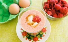 Proteiinipirtelö / Protein milkshake