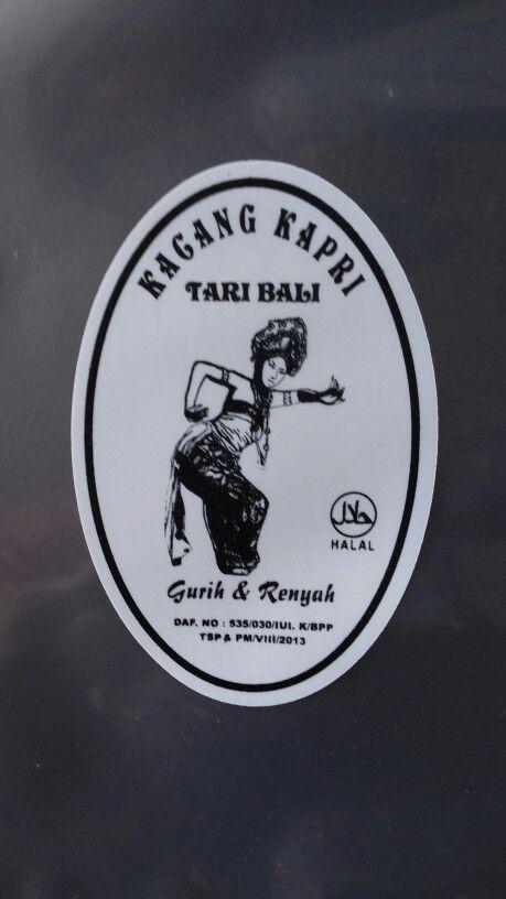 Ori logo Tari Bali Peanuts ****
