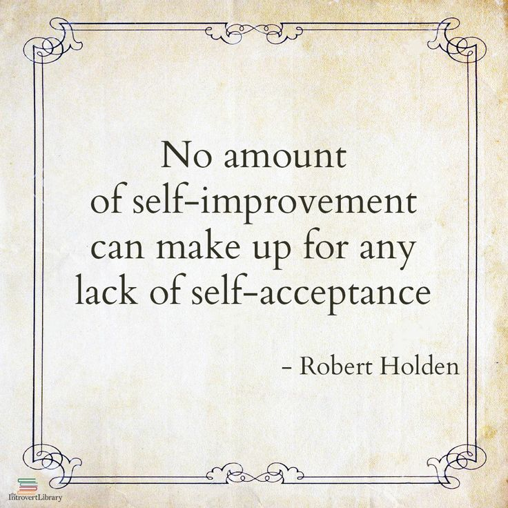 You might assume that, as a result of I'm a coach, I work within the self-improvement industr…
