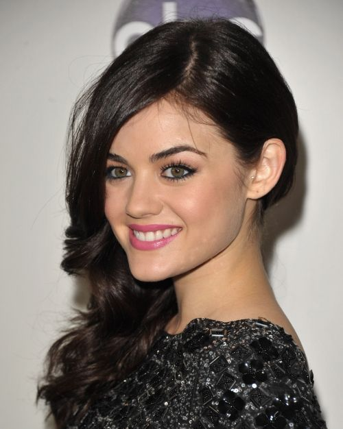Celebs with tragus piercing ;) Lucy Hale | Tattoos and ...