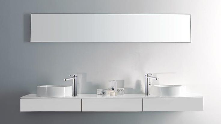meuble de salle de bain double vasques design veneto la celle travaux pinterest design ps and html - Doubles Vasques Design