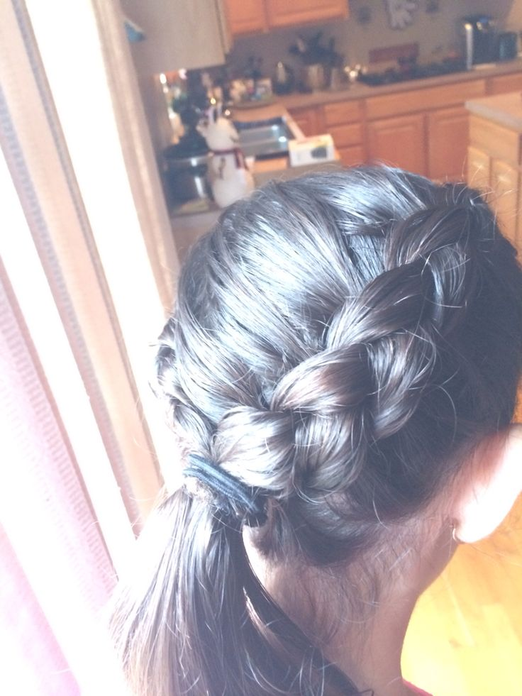 One of my hairstyles
