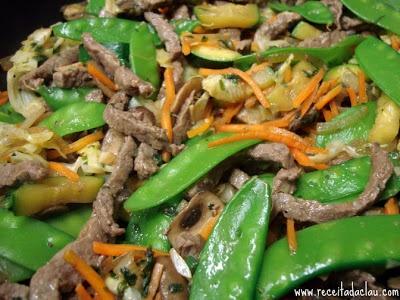 Claudia's Recipe: Fake Lo mein