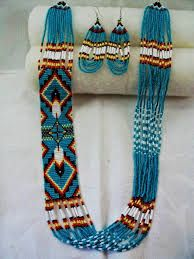 cherokee indian beadwork patterns - Google Search