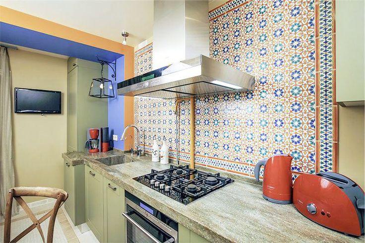 Кухня в испанском стиле