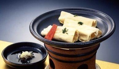 季節のコース|嵯峨嵐山清凉寺内 京料理ゆどうふ 竹仙